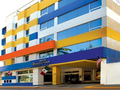 Grand Hotel Veracruz Plaza In Veracruz Port Mexico Veracruz Port Hotel Booking