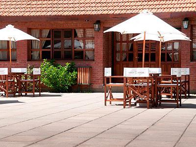 Cabanas Green House Hotel In Villa General Belgrano