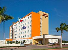 Hampton Inn and Suites Paraíso