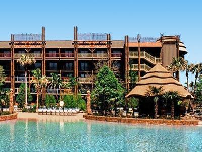 Disneys Animal Kingdom Lodge Hotel Walt Disney World Resort Us Hotels Bestday