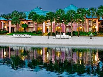 Disneys Caribbean Beach Resort In Walt Disney World Florida