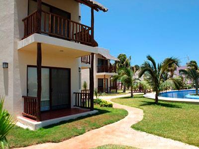 Technotel San Benito Beach Hotel In Telchac Puerto Yucatan Mexico Booking