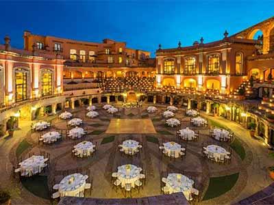 Resultado de imagen para Quinta Real Zacatecas (Zacatecas, México).
