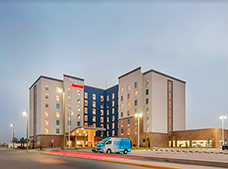 Hotel Fairfield Inn and Suites Coatzacoalcos