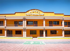 Hotel Teotihuacán