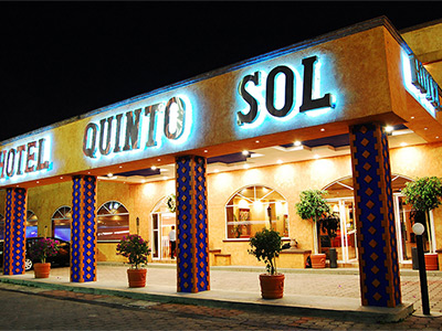 Hotel Quinto Sol Teotihuacan