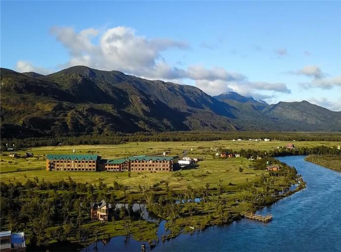 Hotel And Spa In Torres Del Paine Chile